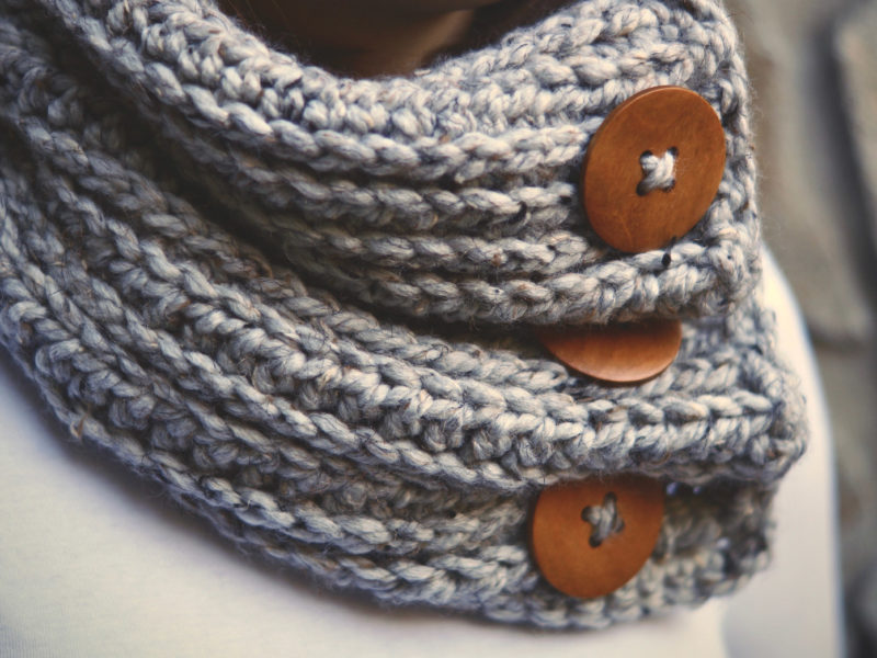 AspenWarm - Handcrafted Winter Wear - Crocheted Scarves and Hats